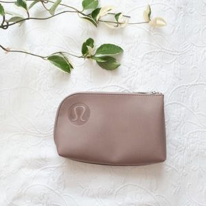 Lululemon pouch cosmetic bag